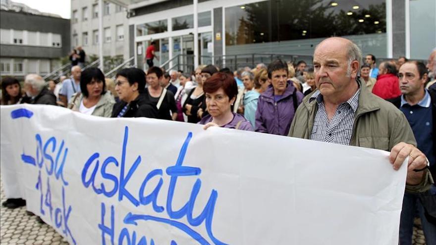 El colectivo de presos etarras convoca el sábado un acto con los excarcelados
