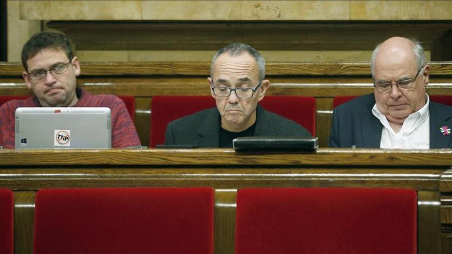 """Coscubiela rechaza la """"declaración de insurgencia"""" y defiende un referéndum"""