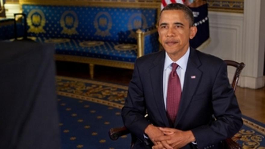 Presidente de Estados Unidos, Barack Obama. Discurso semanal 8-1-2011