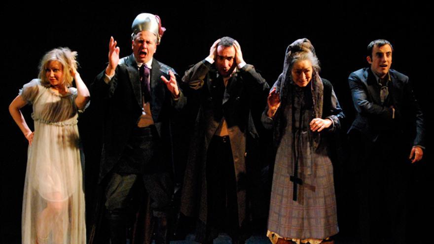 'El Casamiento', en Replika Teatro