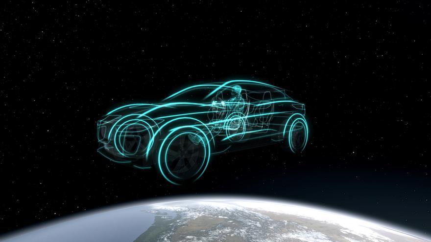 300 invitados repartidos entre Los Ángeles y Londres para descubrir el primer eléctrico en serie de Jaguar.
