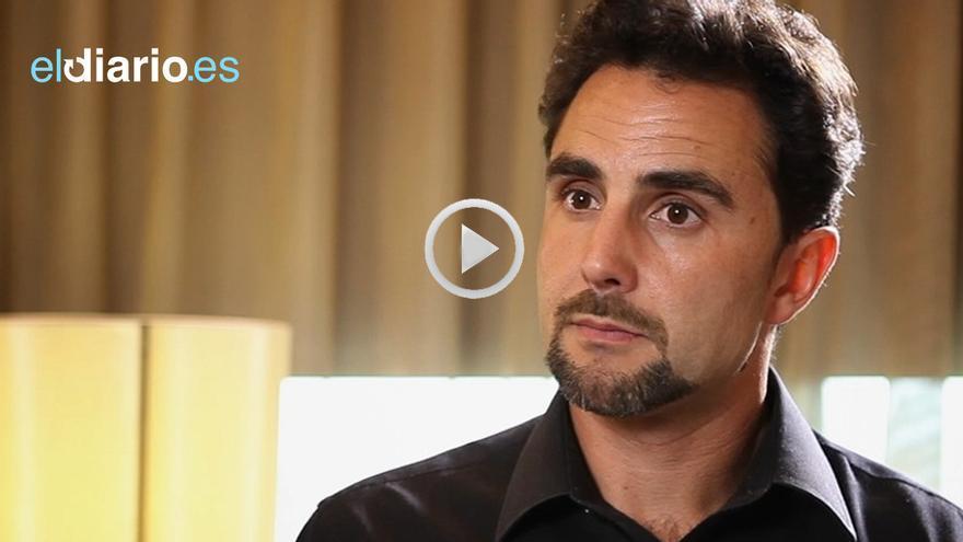 Hervé Falciani entrevistado en eldiario.es