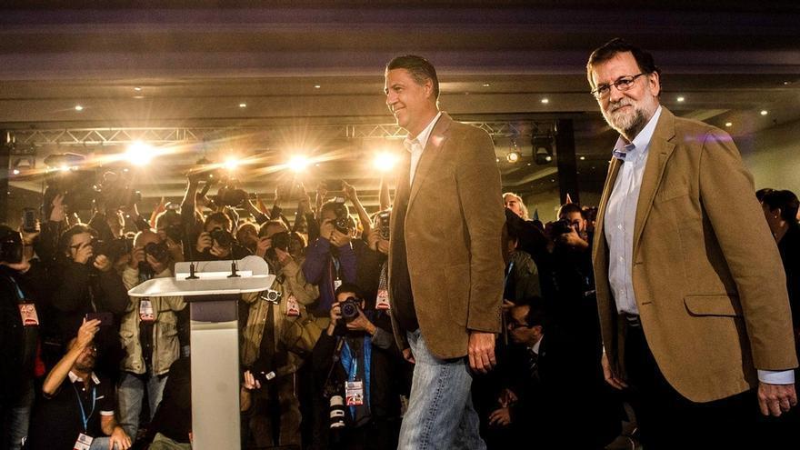 """Rajoy ensalza el papel del Albiol y agradece su denuncia contra """"la utilización de niños"""""""