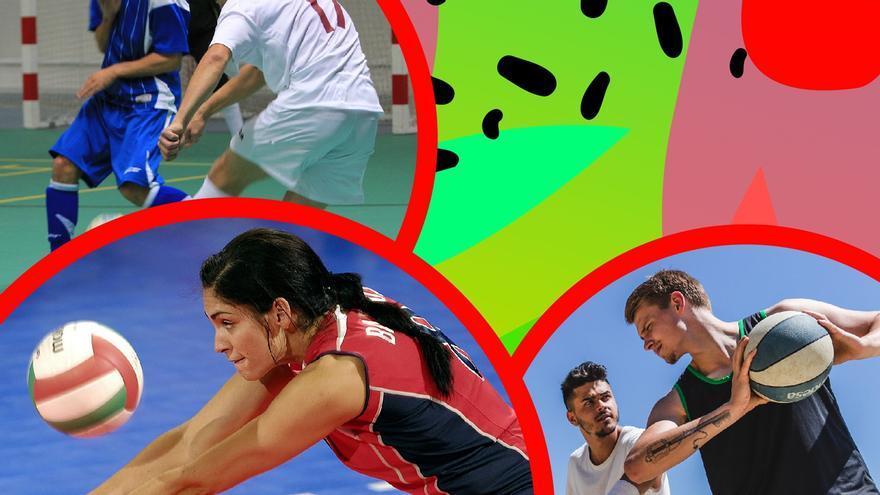 Fiestas del Carmen 2019 - actividades deportivas
