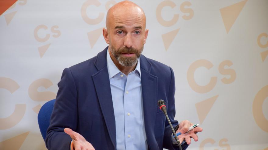 """Ciudadanos presenta una enmienda a la totalidad al proyecto de Ley de Presupuestos por """"ausencia de realismo"""""""