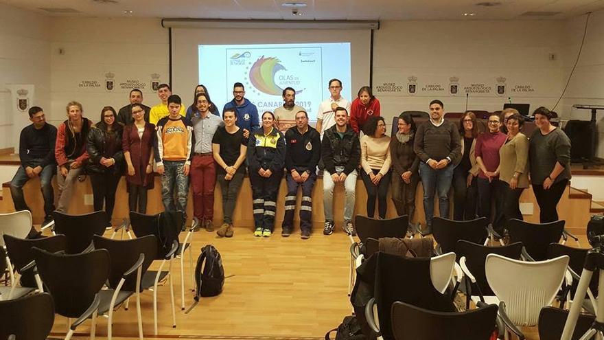 El curso formativo 'Gestión Práctica de Asociaciones' está dirigido a las asociaciones y colectivos juveniles de la Isla. Foto: Cabildo de La Palma.