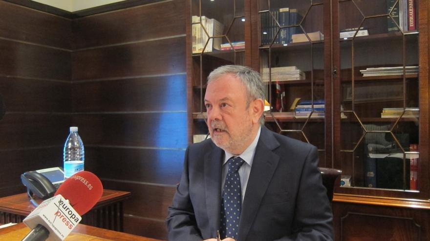 """Azpiazu dice que """"preocupan"""" pero no """"en exceso"""" los """"ataques"""" de Ciudadanos al Concierto para lograr """"votos"""""""