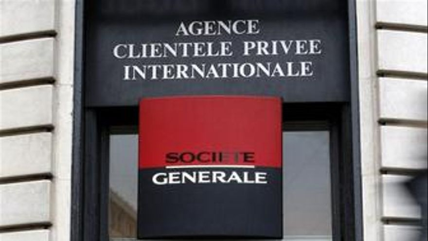 Sucursal société générale entrada recurso