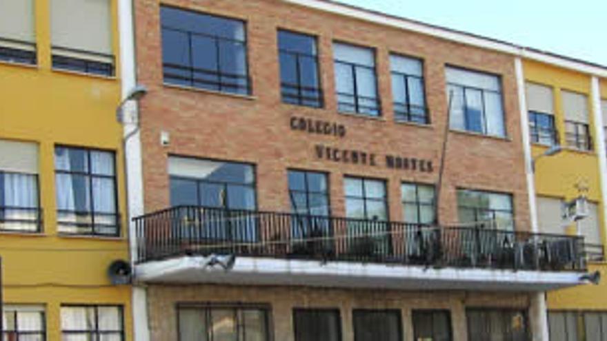 Colegio Vicente Mortes, en Paterna.