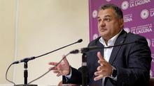 A CC no le pasa factura el caso Grúas en La Laguna, aunque depende del PSOE para gobernar