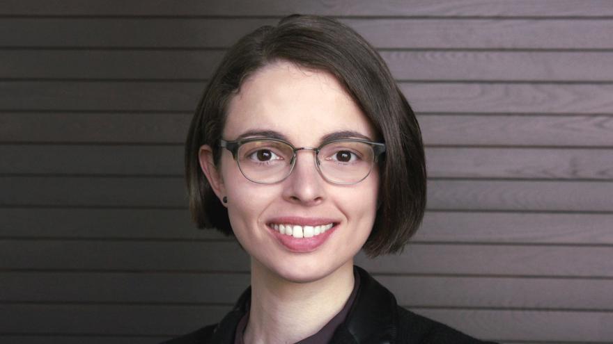 La investigadora estadounidense Amy Adele Hasinoff (Imagen: Cedida por Amy Adele Hasinoff)