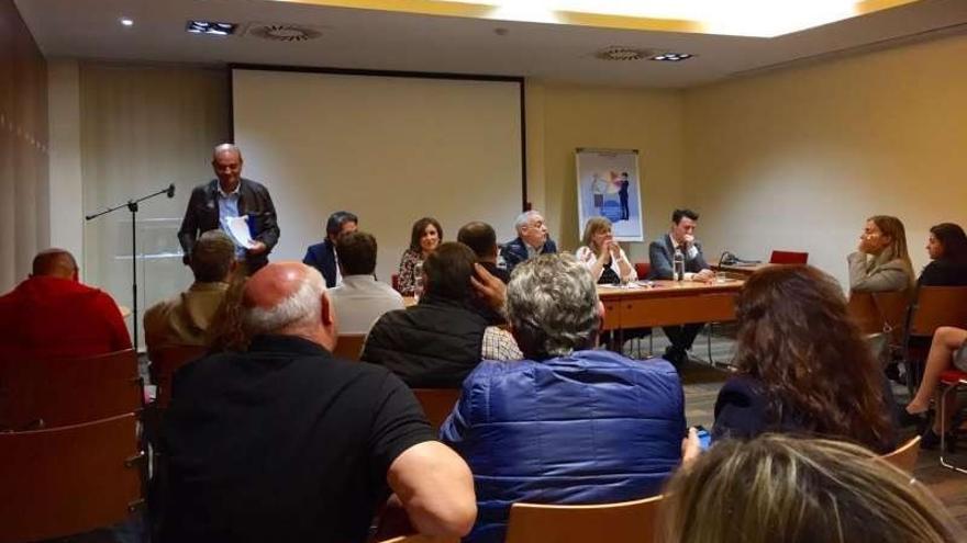 Convención de los concejales no adscritos, ex de Ciudadanos