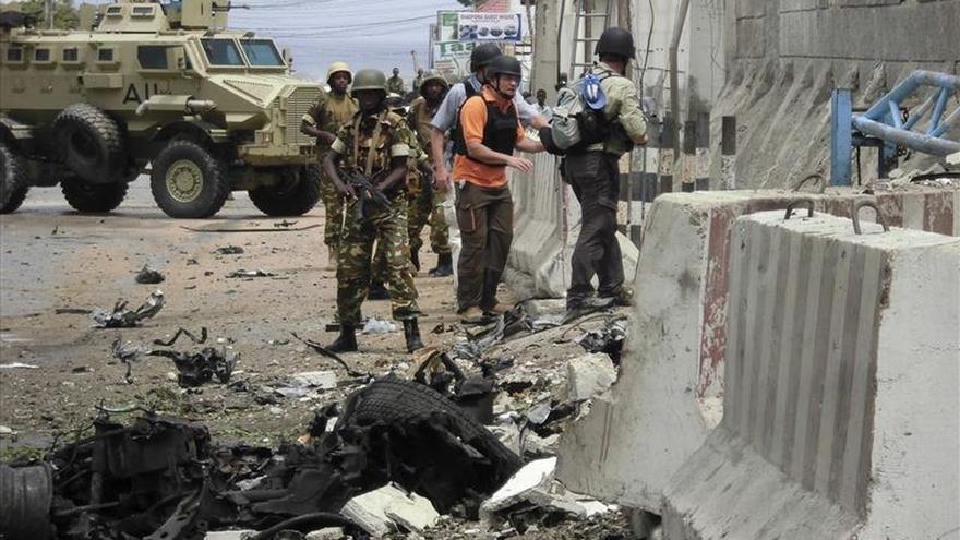 El Ejército somalí y AMISOM arrebatan a Al Shabab el control de un puerto clave