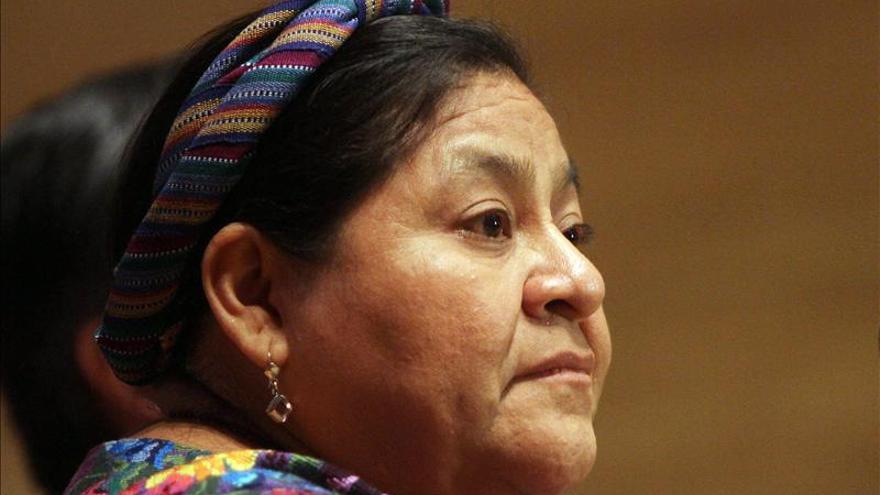 Rigoberta Menchú abriga esperanza de reanudación de los diálogos Colombia-FARC