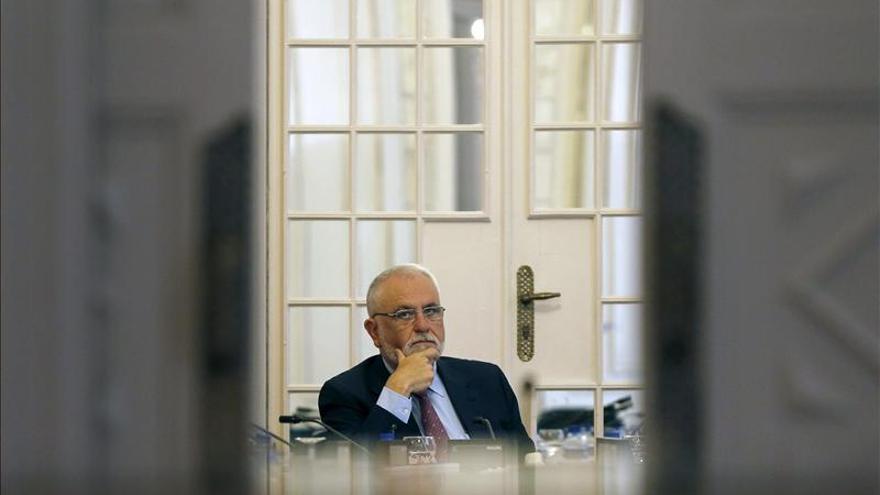"""Cotino asegura que nunca ha favorecido """"a ninguna empresa"""" ni ha dado dinero a Bárcenas"""