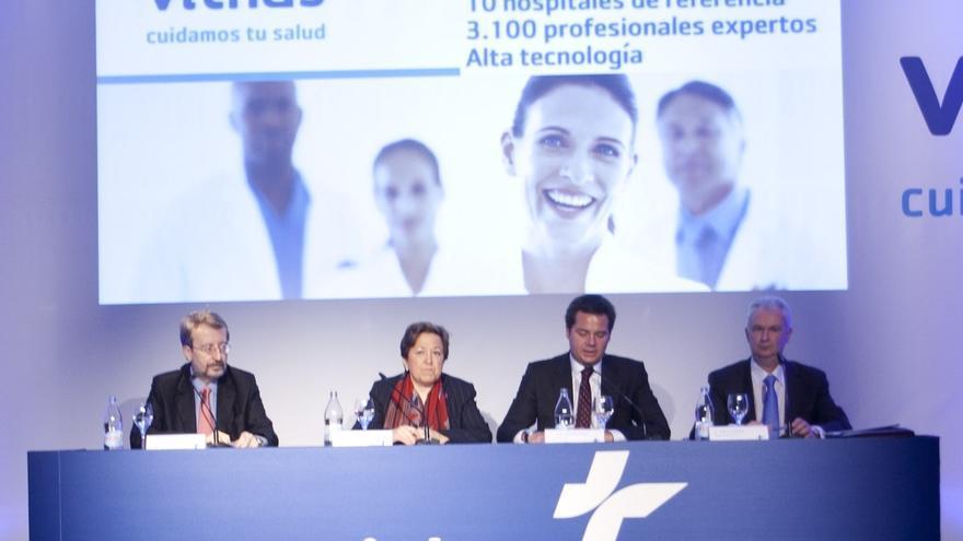 La familia Gallardo y La Caixa crean Vithas, que nace siendo el tercer grupo hospitalario privado de España