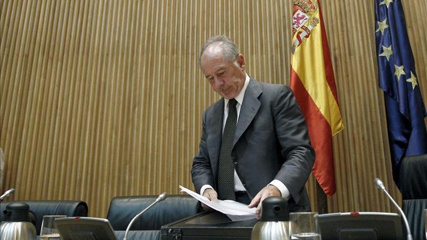 El comité de dirección de Rato en Bankia percibió 3,4 millones de euros en 2011
