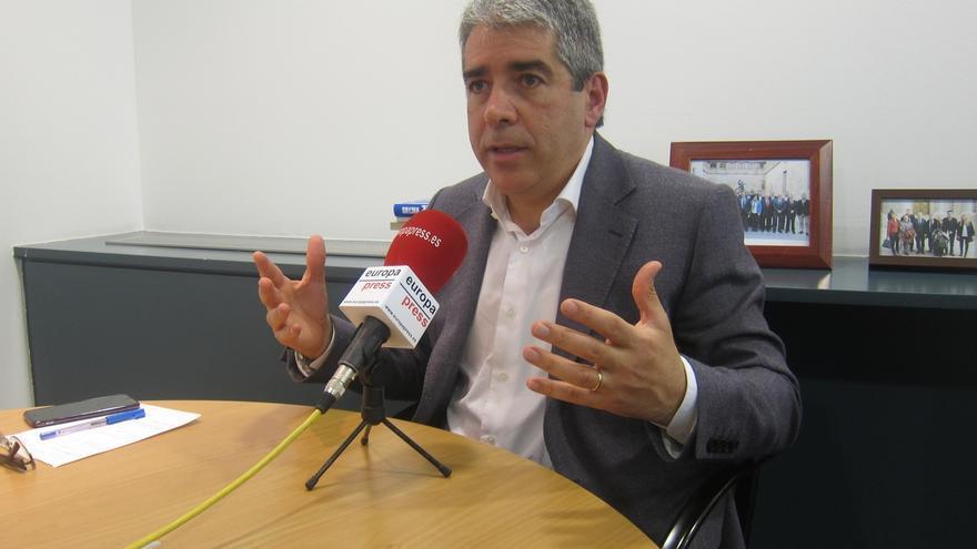 """Homs asegura que él no ha apoyado a PP y C's en la Mesa del Congreso y que el voto de los diputados de CDC """"es secreto"""""""