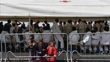 La psicosis terrorista en Italia mantiene como delito ser inmigrante sin papeles