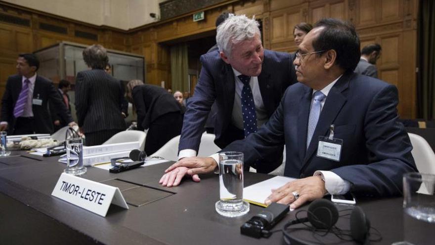Timor Oriental pide ante CIJ que Australia le devuelva documentos confiscados