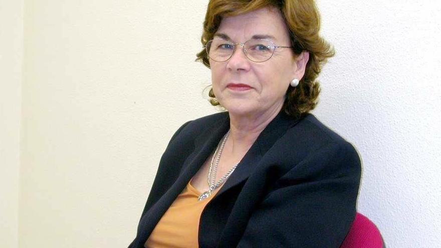 Irene Novales.