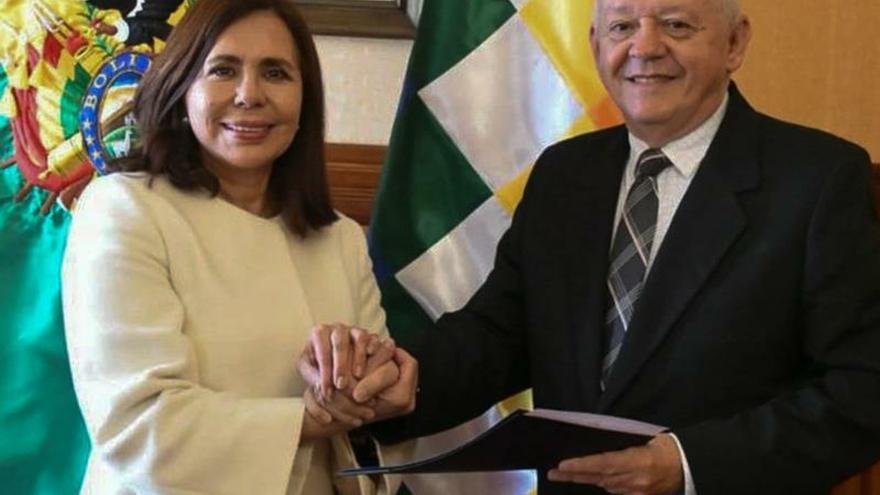 EE.UU. quiere ser un buen socio de Bolivia, afirma representante estadounidense