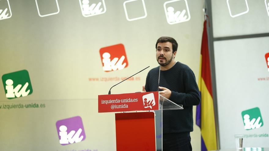 IU consulta al Ayuntamiento de Madrid las posibilidades para vender o alquilar su sede para hacer frente a su deuda