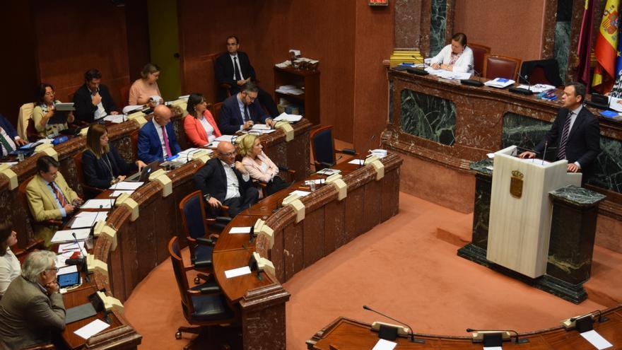 Pleno de la Asamblea Regional
