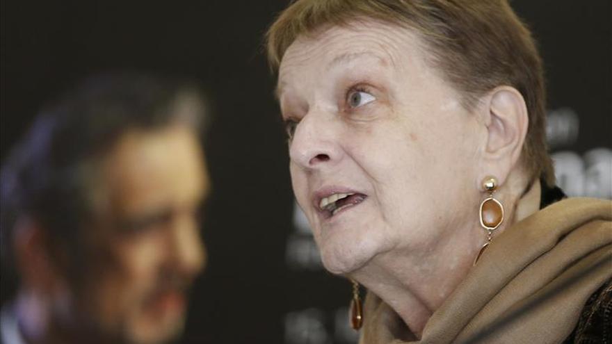 La Audiencia de Valencia confirma la imputación de Helga Scmidt