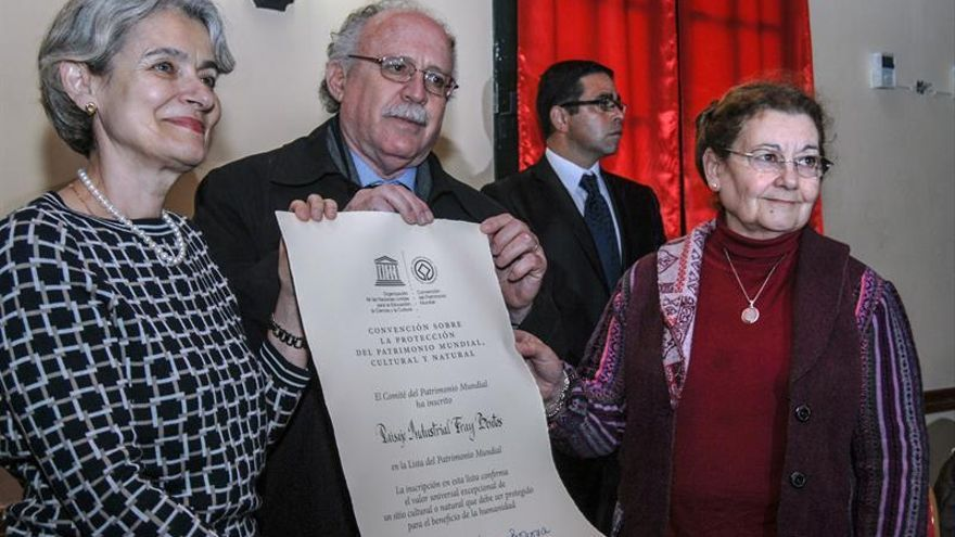 La Unesco destaca los logros de Uruguay en la protección de su patrimonio