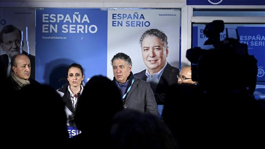 """Levy: """"Rivera no puede sentarse en todas las sillas del Consejo de Ministros"""""""