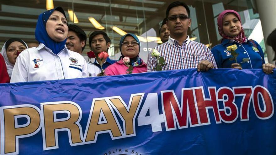 Los expertos recomiendan extender la búsqueda del MH370 en el Índico