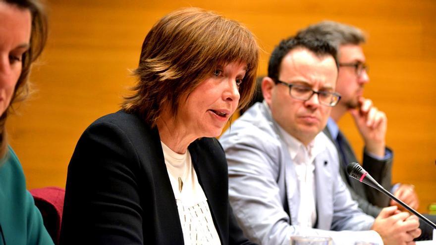 Las Cortes valencianas eligen a Empar Marco como directora para la futura RTVV