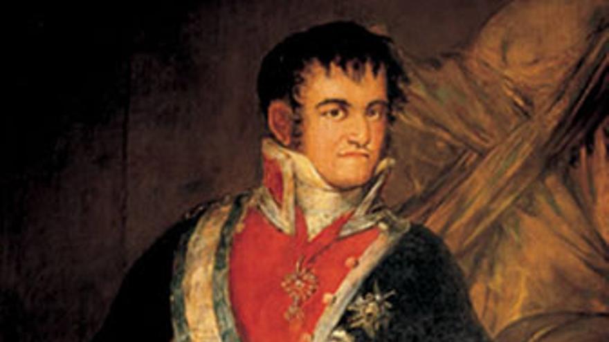 Fernando VII, El Deseado.