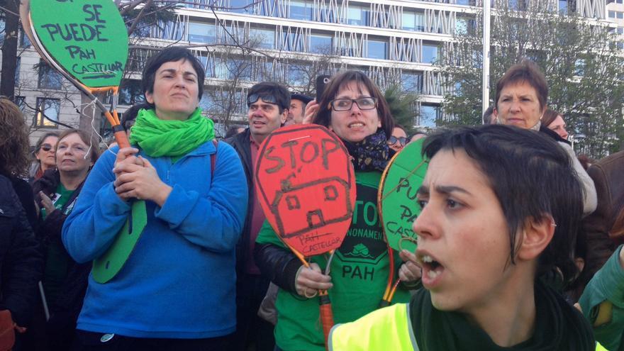 Participantes en la manifestación del 22-M en Madrid / Foto: Olga Rodríguez