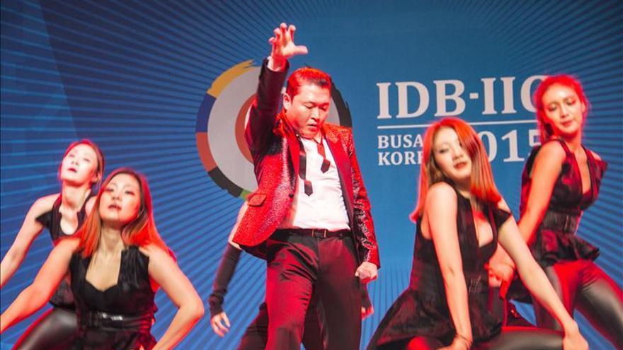 El surcoreano Psy lanzará su nuevo álbum de estudio el 1 de diciembre