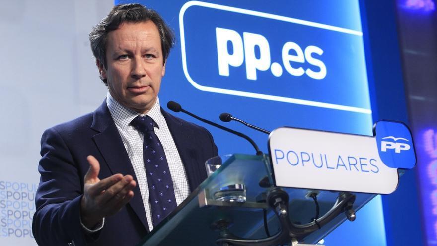 """Floriano (PP) dice que losfiscales catalanes no actúan por """"contaminación"""" del """"nacionalismo radical"""""""