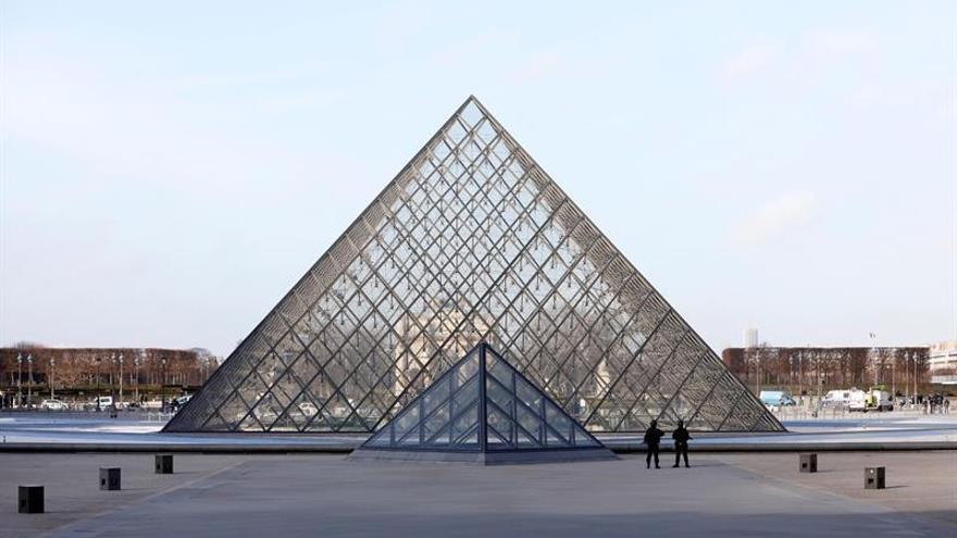 Muere a los 102 años el arquitecto I.M. Pei, creador de la pirámide de Louvre