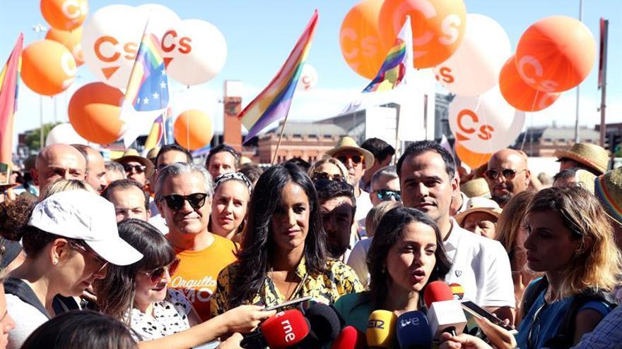 """Arrimadas pide la dimisión de Marlaska por """"alimentar el odio"""" contra Cs"""