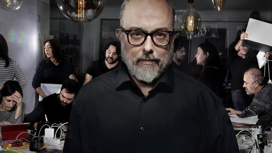 El director Álex De La Iglesia rodará en localizaciones de Castilla-La Mancha '30 Monedas', su nuevo proyecto para HBO