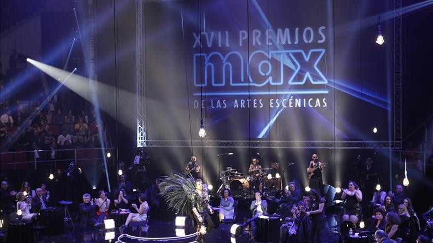 Las actrices españolas, protagonistas de la XVIII edición de los Premios Max