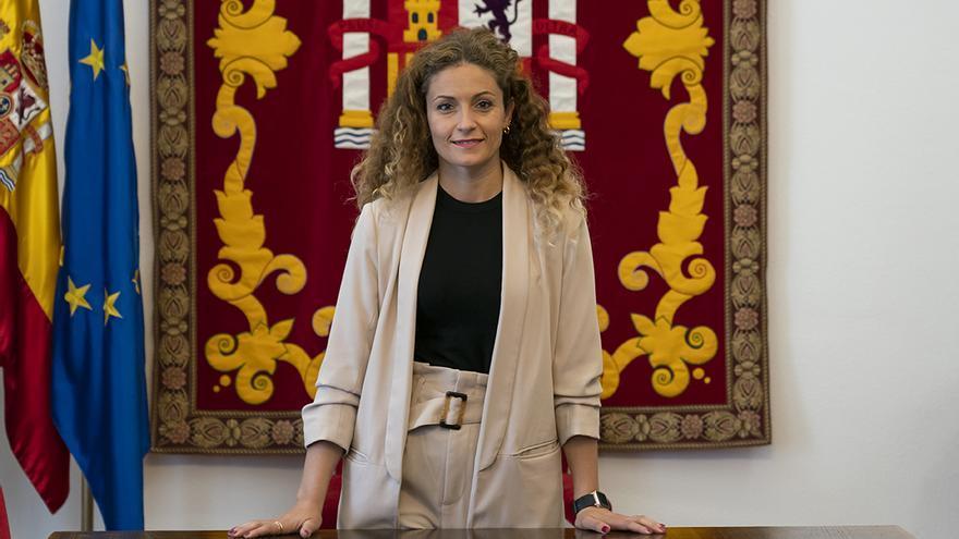 La delegada del Gobierno en Cantabria, Ainoa Quiñones.
