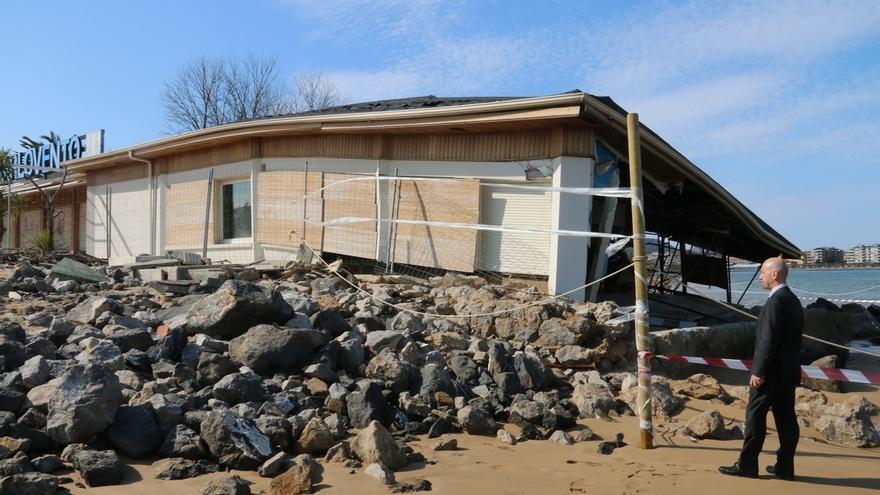 El Ayuntamiento urge a Costas la demolición del Barlovento