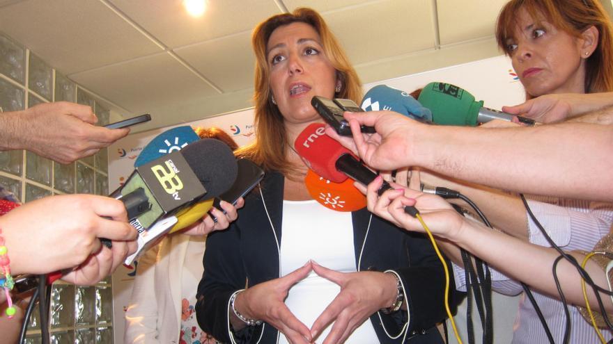"""Junta andaluza ve """"falta de sensibilidad"""" y saluda que se haya """"corregido"""" la revisión al alza dietas del Parlamento"""