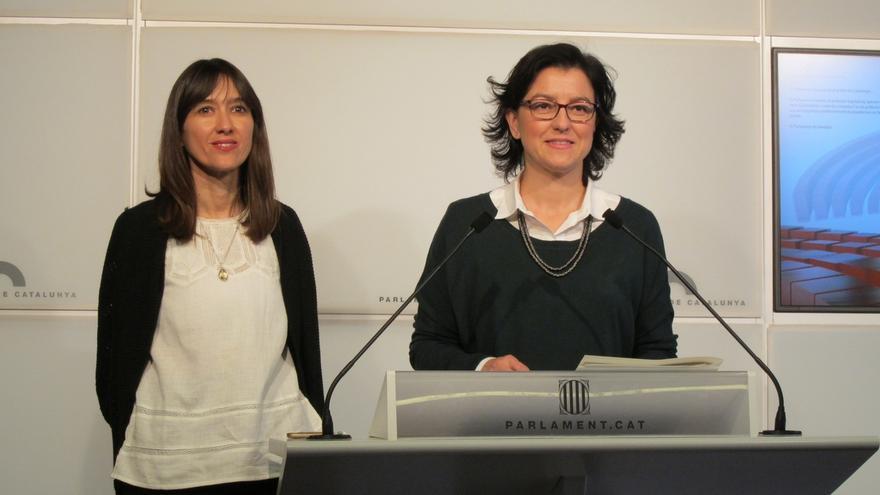 El PSC pide a la CUP compatibilizar la libertad de expresión y el respeto institucional