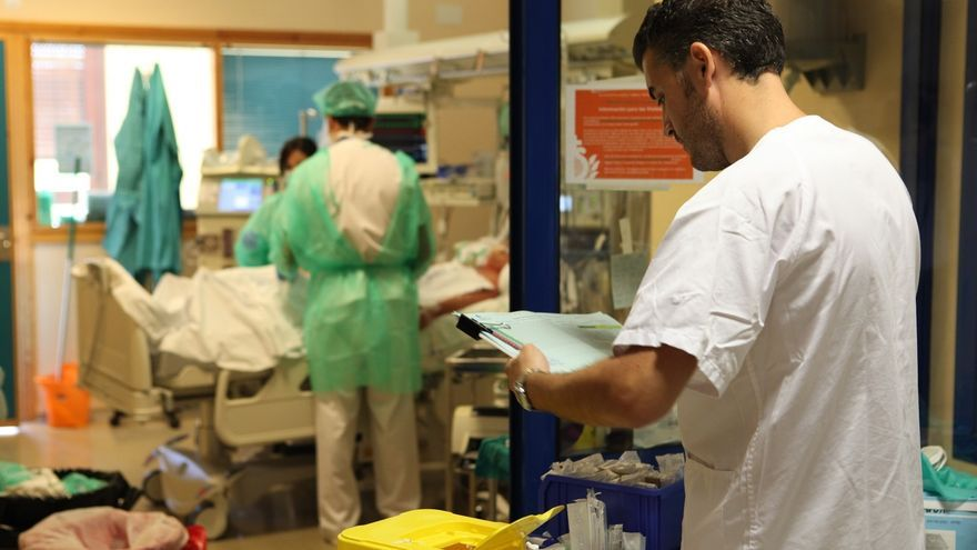 El 67 % de la agresiones a personal sanitario en Aragón se produjo en hospitales