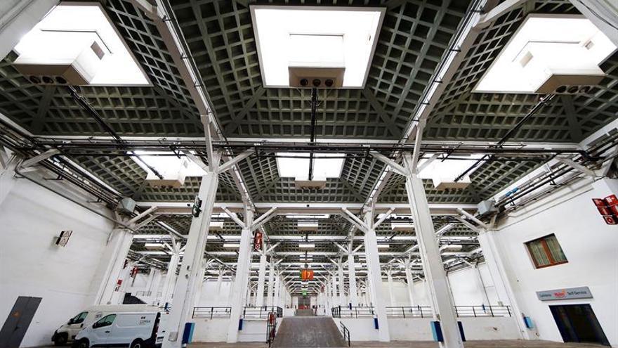Barcelona destinará un pabellón de Montjuïc de 6.350 m2 a exposiciones