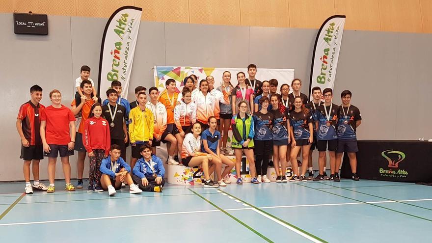 La competición se desarrolló a lo largo de tres días, reservándose los dos últimos para la categoría Juvenil.