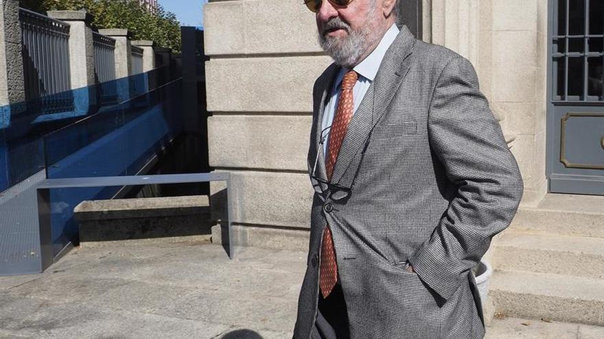 """Cobián está """"muy satisfecho"""" de acuerdo con la Fiscalía, según su abogado"""