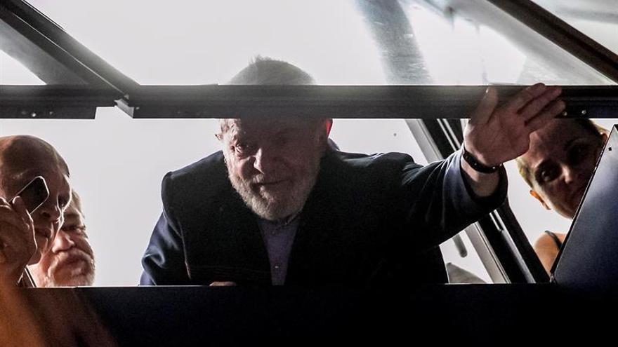 La defensa de Lula recurre a la ONU para evitar la prisión del exmandatario